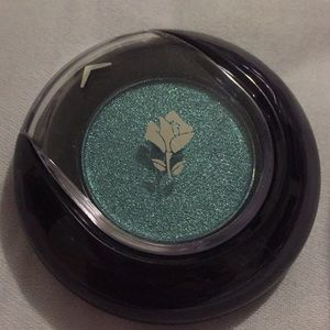 Lancôme green eye shadow